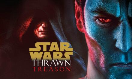 """Premiera """"Thrawn: Treason"""""""