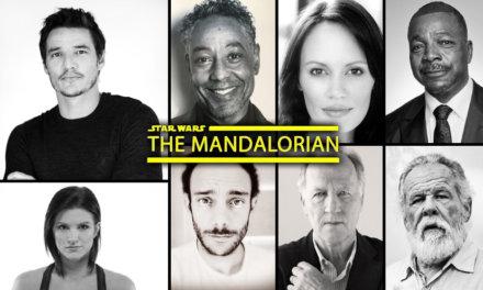 "Obsada oficjalnie ogłoszona | ""The Mandalorian"""