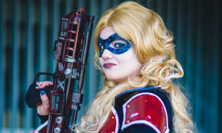 Hello Puddin'!, czyli mando Harley Quinn | Mashup cosplay