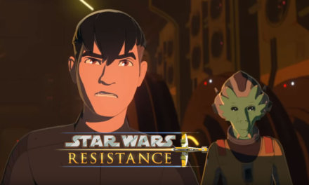 "Analizujemy mid-season trailer | ""Star Wars Resistance"""