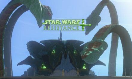Star Wars Resistance S01E12 | Recenzja serialu
