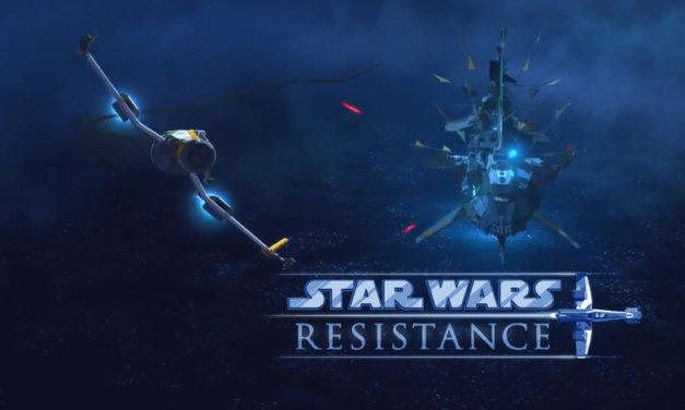 Star Wars Resistance S01E14 | Recenzja serialu