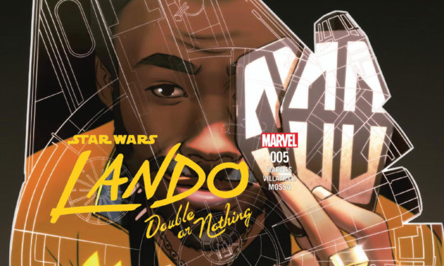 Lando – Double or Nothing 005 | Recenzja komiksu