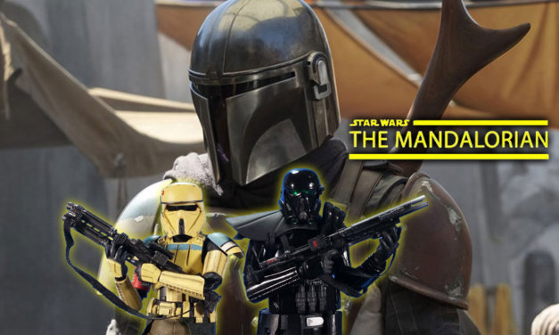 "Zbroja, zbrojmistrz i kultura Mando | ""The Mandalorian"""