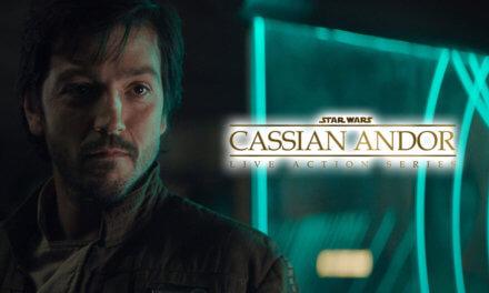 Produkcja ruszy jeszcze w tym roku | Cassian Andor