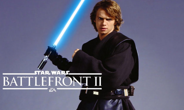 "Nowe informacje na temat Anakina Skywalkera | ""Star Wars: Battlefront II"""