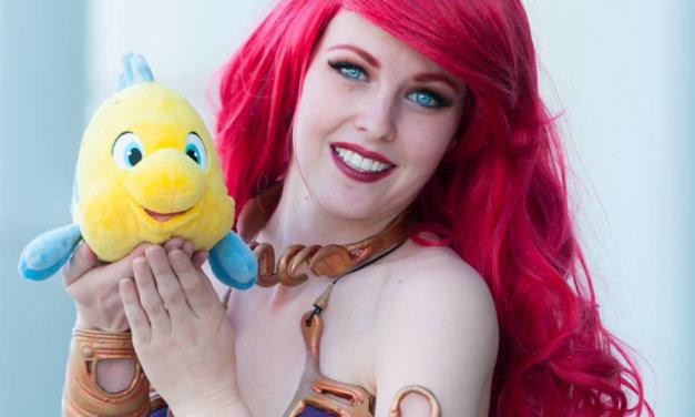 Niewolnica Arielka | Mashup cosplay