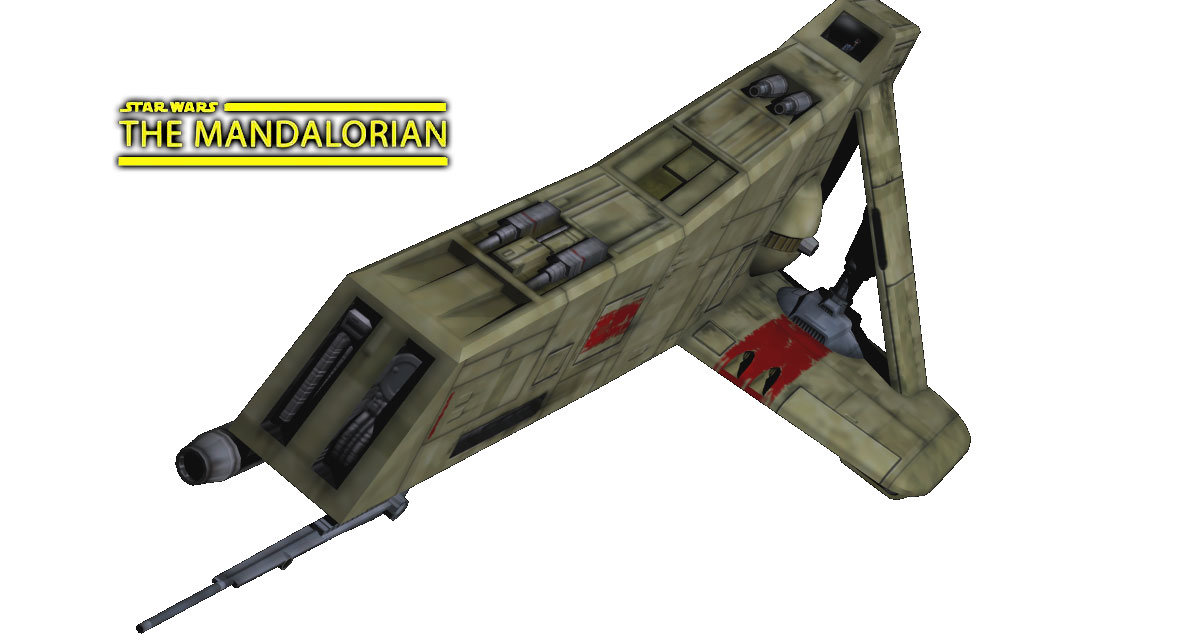 "O statku Mandalorianina słów kilka | ""The Mandalorian"""