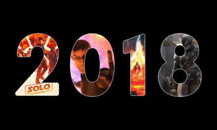 Podsumowanie roku 2018 w odległej galaktyce