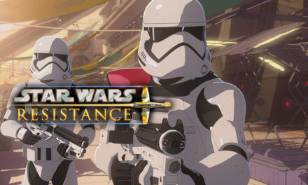 "Colossus pod okupacją w zapowiedzi ""The First Order Occupation"" 