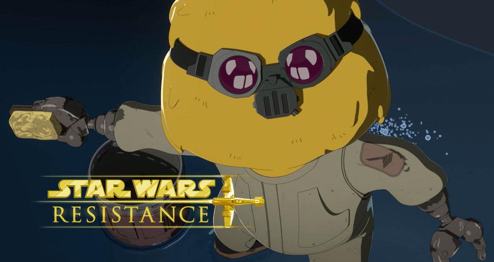 Star Wars Resistance S01E16 | Recenzja serialu