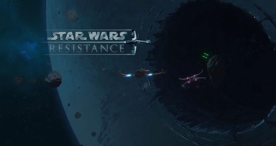 Star Wars Resistance S01E17 | Recenzja serialu