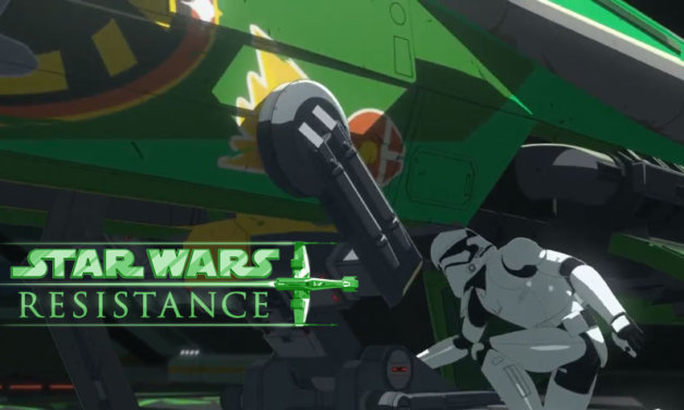 Star Wars Resistance S01E18 | Recenzja serialu