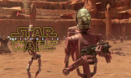 Wojowniczy C-3PO, rola Landa i więcej | Epizod IX