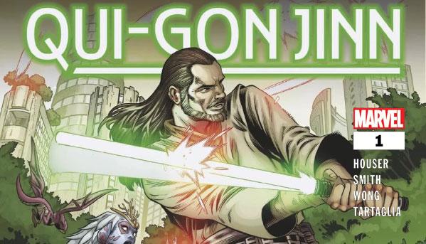 Age of Republic – Qui-Gon Jinn 001 | Recenzja komiksu