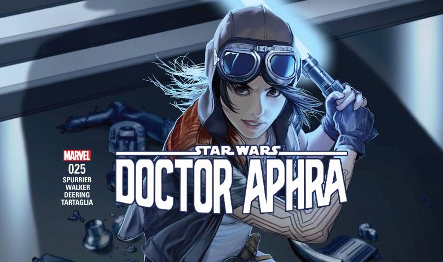 Doctor Aphra 025 | Recenzja komiksu