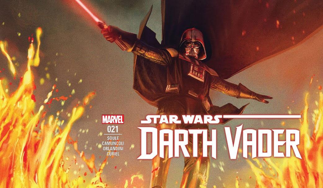 Darth Vader (2017) 021 | Recenzja komiksu