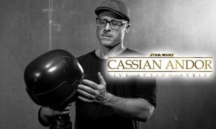 Alan Tudyk o powrocie K-2SO w serialu | Cassian Andor