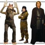 TOP10 najbardziej irytujące postacie Gwiezdnych Wojen