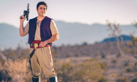 Aladyn Solo | Mashup cosplay
