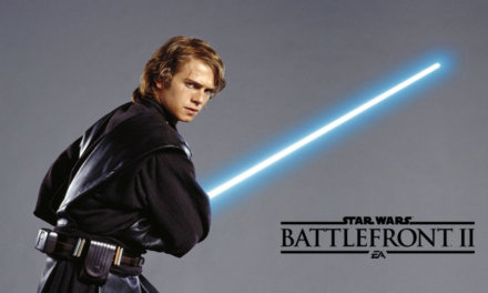 "Anakin Skywalker wkracza do gry! Jest Teaser! | ""Star Wars: Battlefront II"""