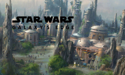 Książki i komiksy zapowiadające parki rozrywki | Galaxy's Edge