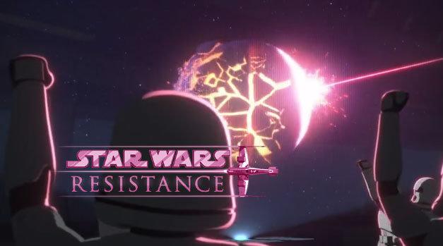 Star Wars Resistance S01E20 | Recenzja serialu