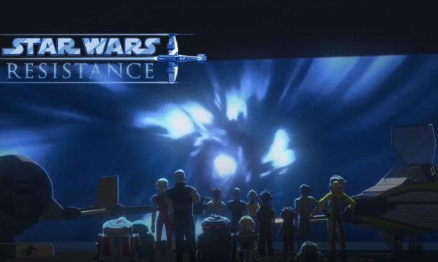 Star Wars Resistance S01E21 | Recenzja serialu