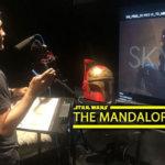"Głos IG oraz panel na Celebration 2019 | ""The Mandalorian"""