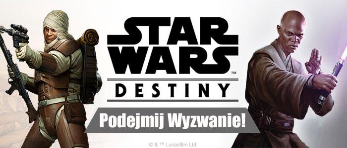 Szukamy nowych graczy! Rozdajemy talie! | Star Wars: Przeznaczenie