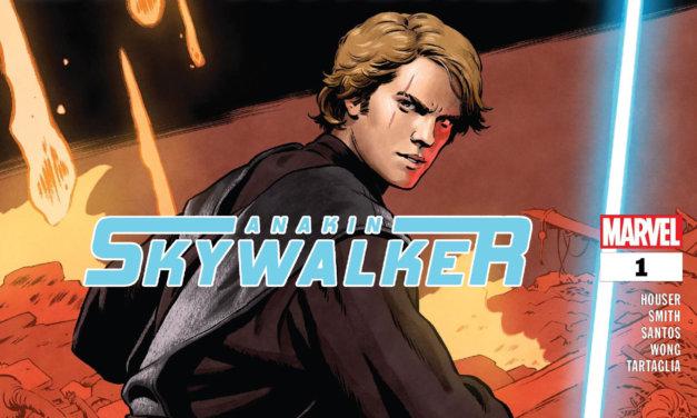 The Age of Republic – Anakin Skywalker 001 | Recenzja komiksu