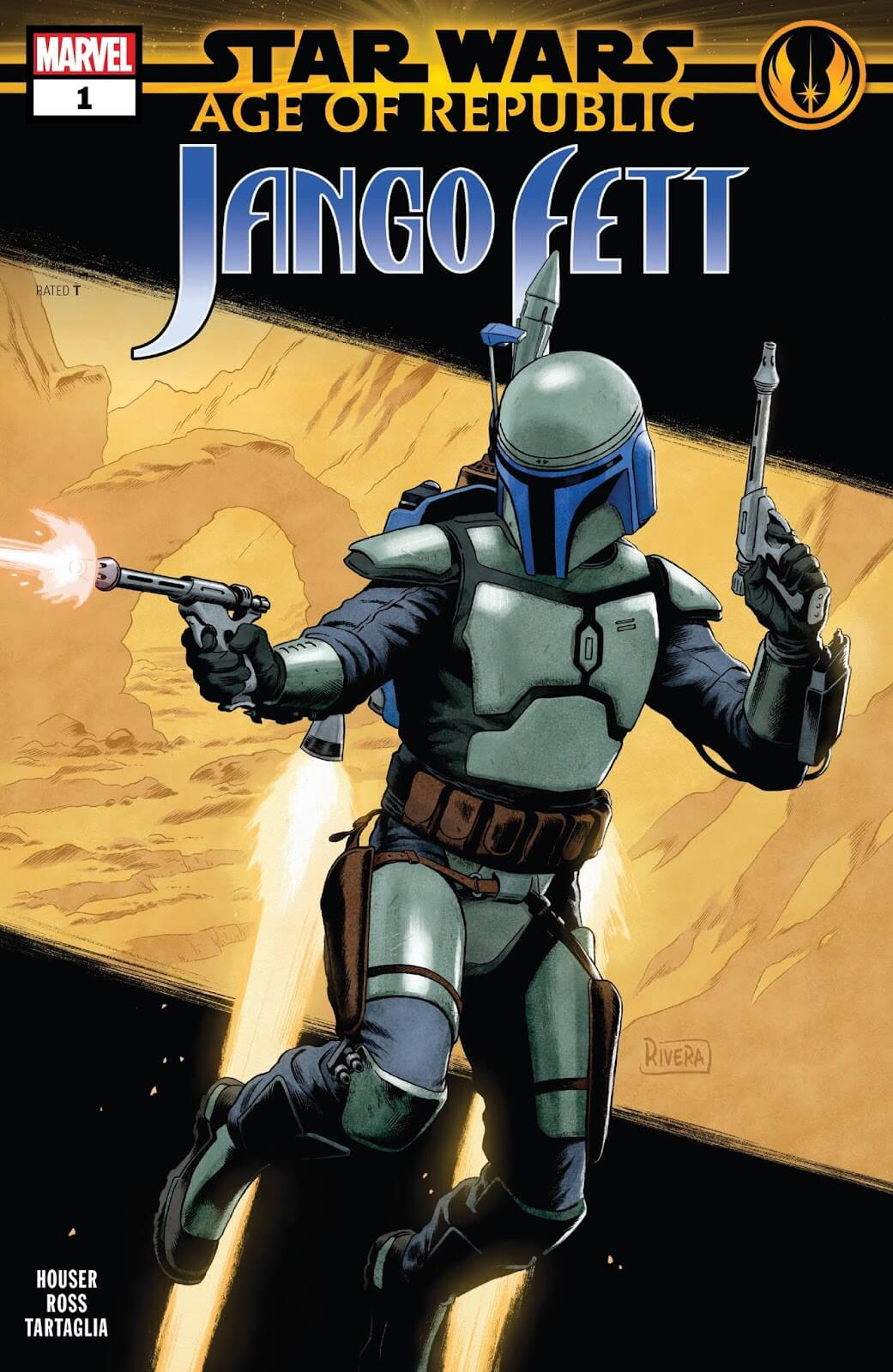 Age of Republic Jango Fett