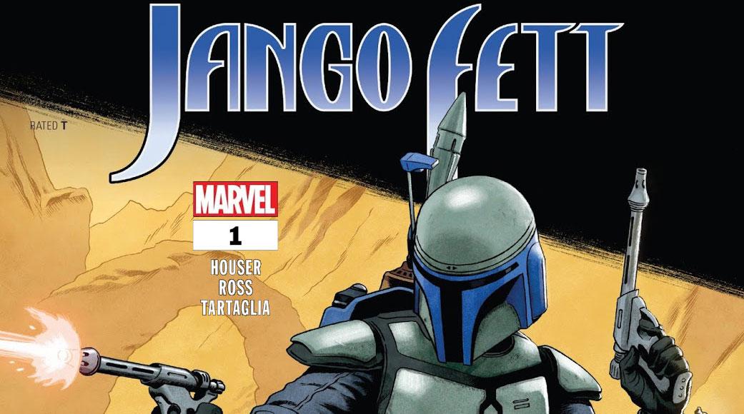 Age of Republic – Jango Fett 001 | Recenzja komiksu