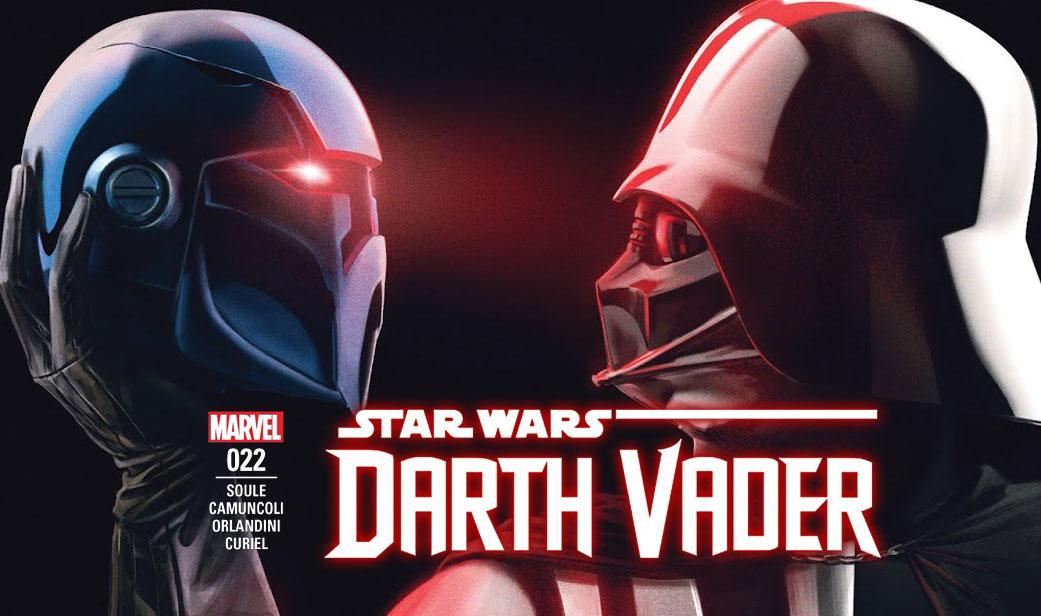 Darth Vader (2017) 022 | Recenzja komiksu
