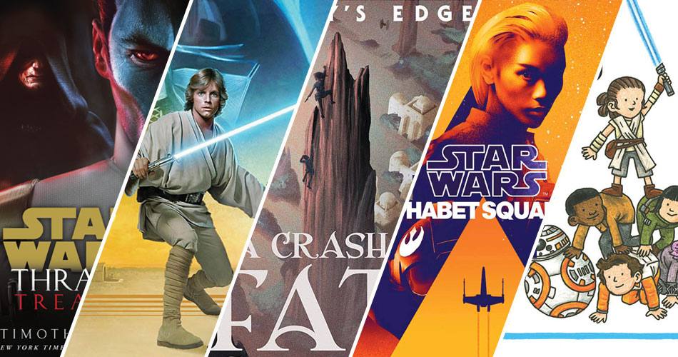 Nowości z panelu Lucasfilm Publishing na Star Wars Celebration