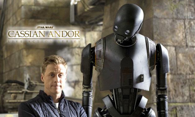 Alan Tudyk potwierdzony – K-2SO powróci! | Cassian Andor