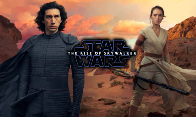 "Więź Kylo Rena i Rey | ""The Rise of Skywalker"" w VF"