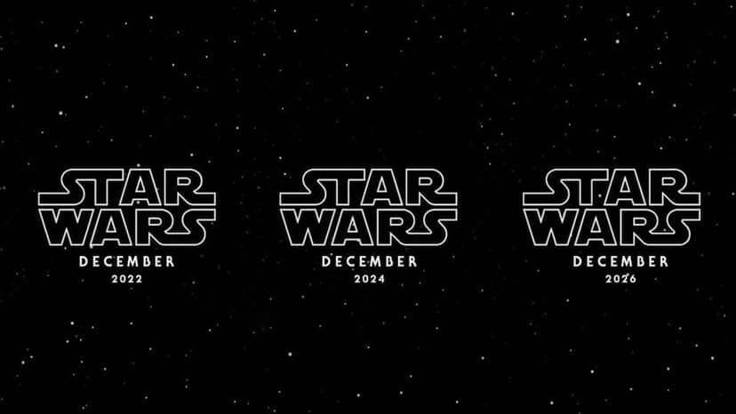 Znamy daty premier nowych filmów spod znaku Star Wars