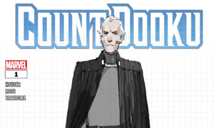 Age of Republic – Count Dooku 001 | Recenzja komiksu