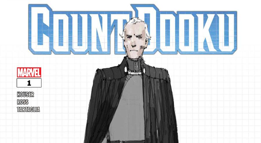 Age of Republic – Count Dooku 001 | Recenzja komiksu