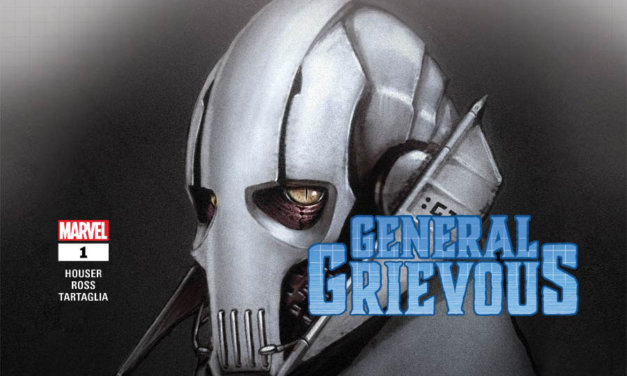 Age of Republic – General Grievous 001 | Recenzja komiksu