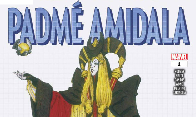 Age of the Republic – Padmé Amidala 001   Recenzja komiksu