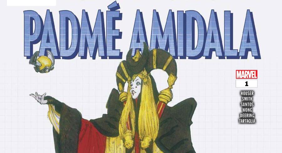 Age of the Republic – Padmé Amidala 001 | Recenzja komiksu