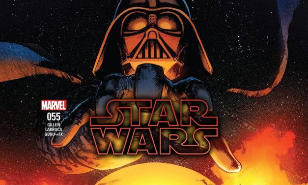 Star Wars 055 | Recenzja komiksu