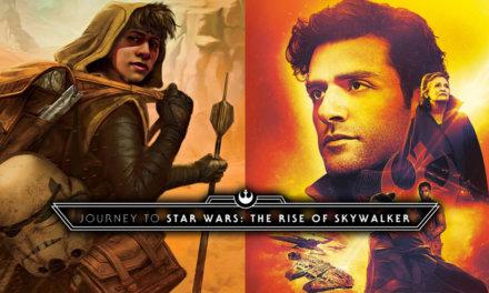 """Książki i komiksy będące wprowadzeniem do """"Skywalker. Odrodzenie"""""""