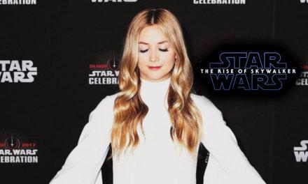 "Intrygująca plotka na temat młodej Lei | ""The Rise of Skywalker"""
