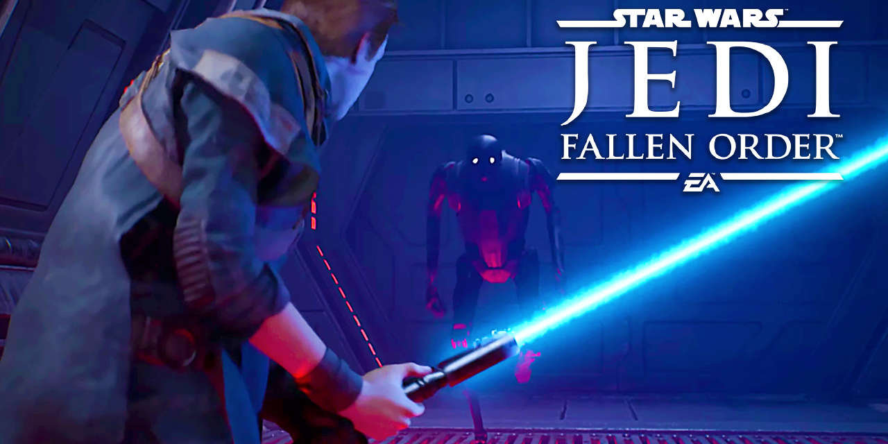 "Gameplay prosto z EA PLAY | ""Star Wars Jedi: Fallen Order"""