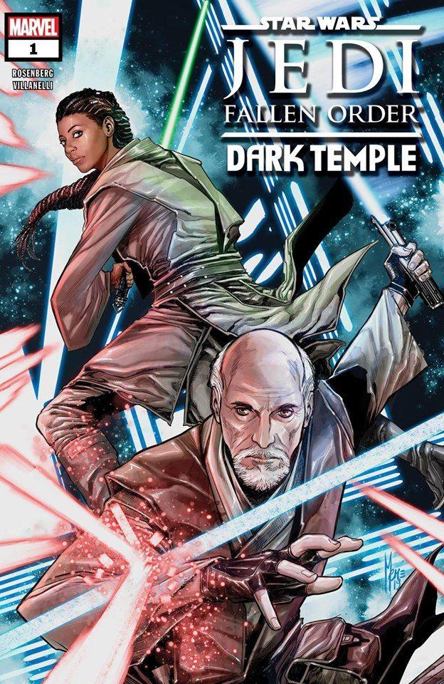 komiksy Star Wars na wrzesień 2019