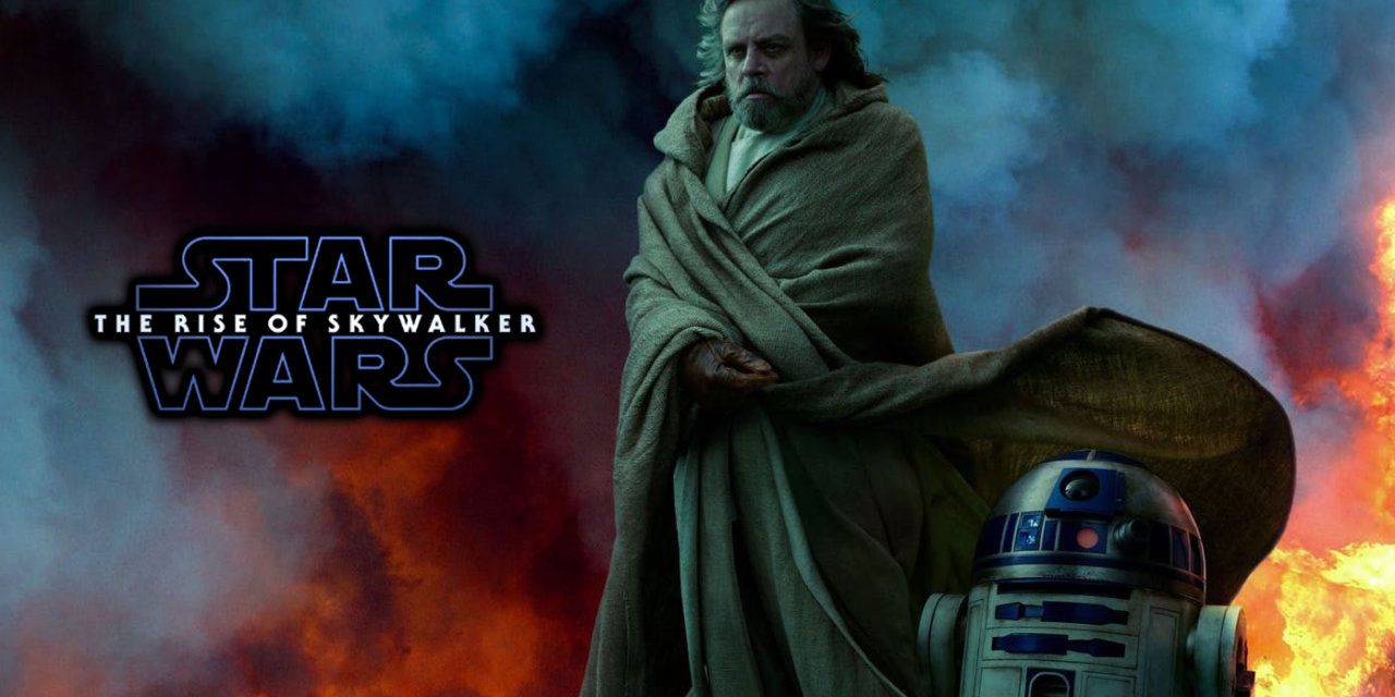"Rola Luke'a i ostatni film Marka Hamilla | ""The Rise of Skywalker"""