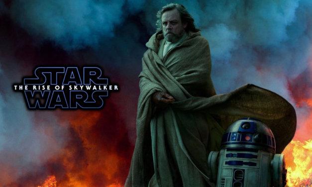 "Rola Luke'a i ostatni film Marka Hamilla | ""The Rise of Skywalker"""